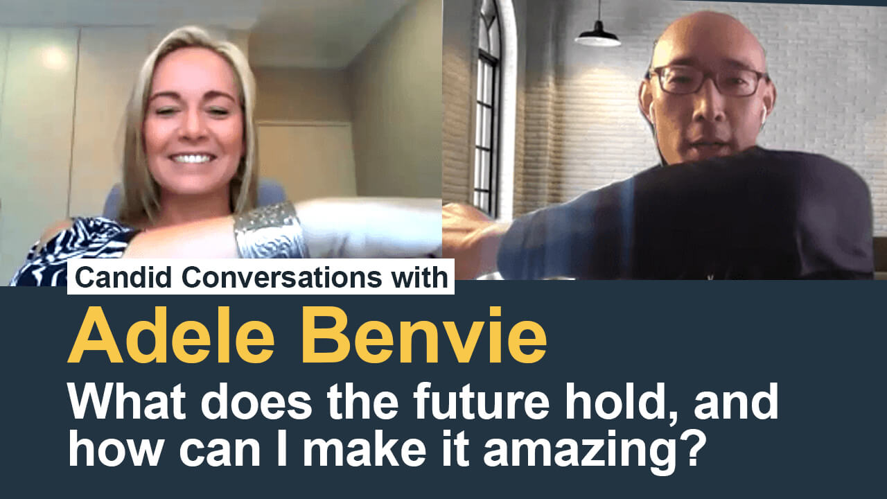 Candid Conversations with Adele Benvie