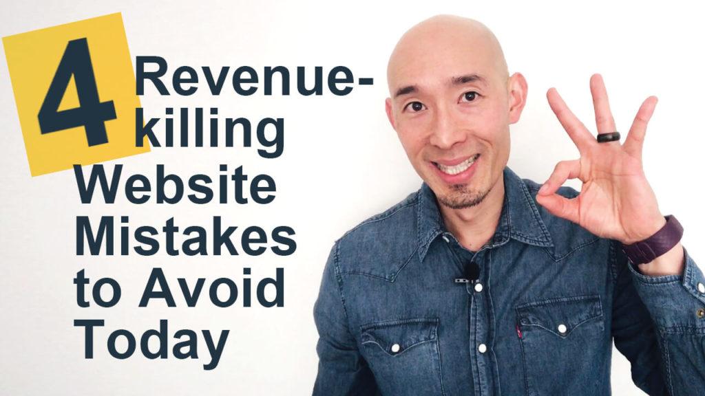 4 Money-Draining Website Mistakes to Avoid Today Charles Hsuan Flying Kite